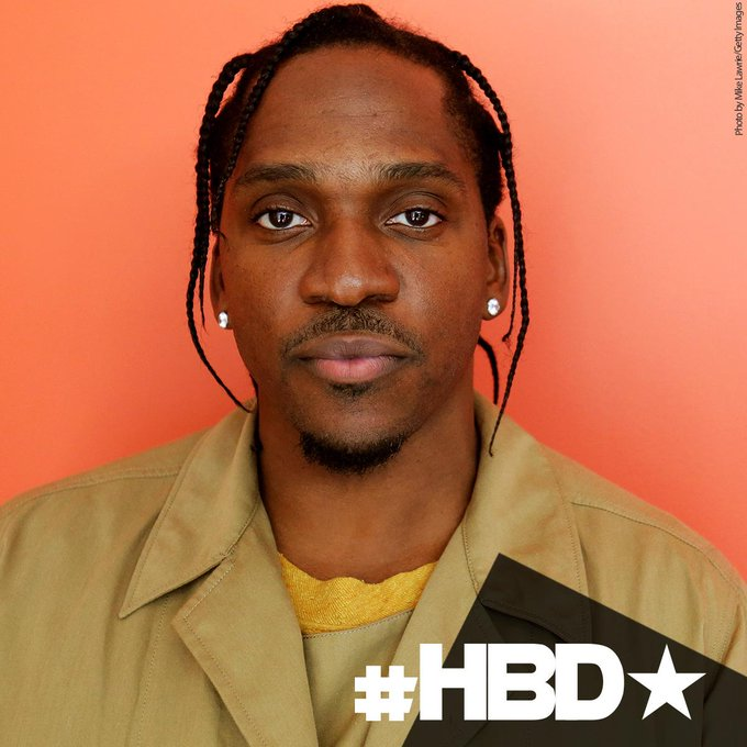 Happy Birthday To A King! Much love to on this day!