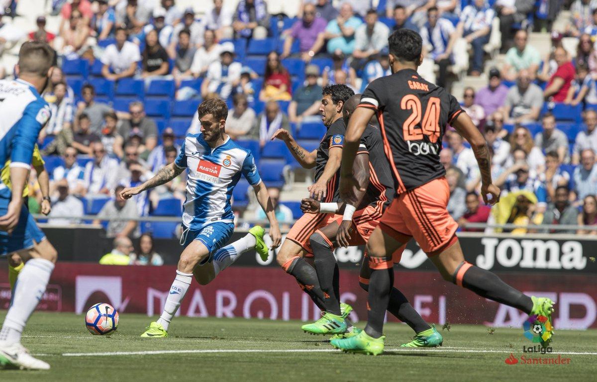 Segunda victoria consecutiva del Valencia