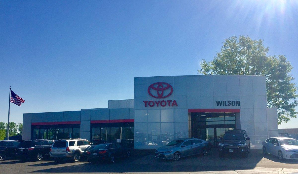 Wilson Toyota Ames >> Alex Millen Alexinames Twitter