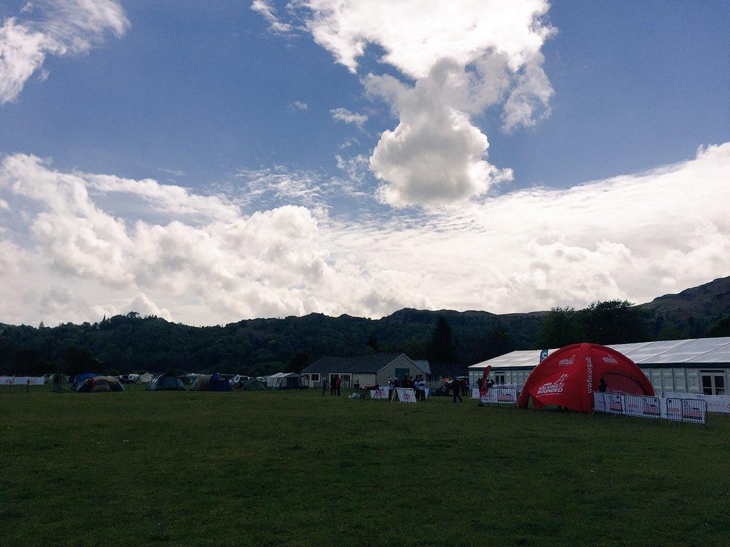 Finally blue skies in #Grasmere! #CumbrianChallenge https://t.co/Hfl5dZWgmk