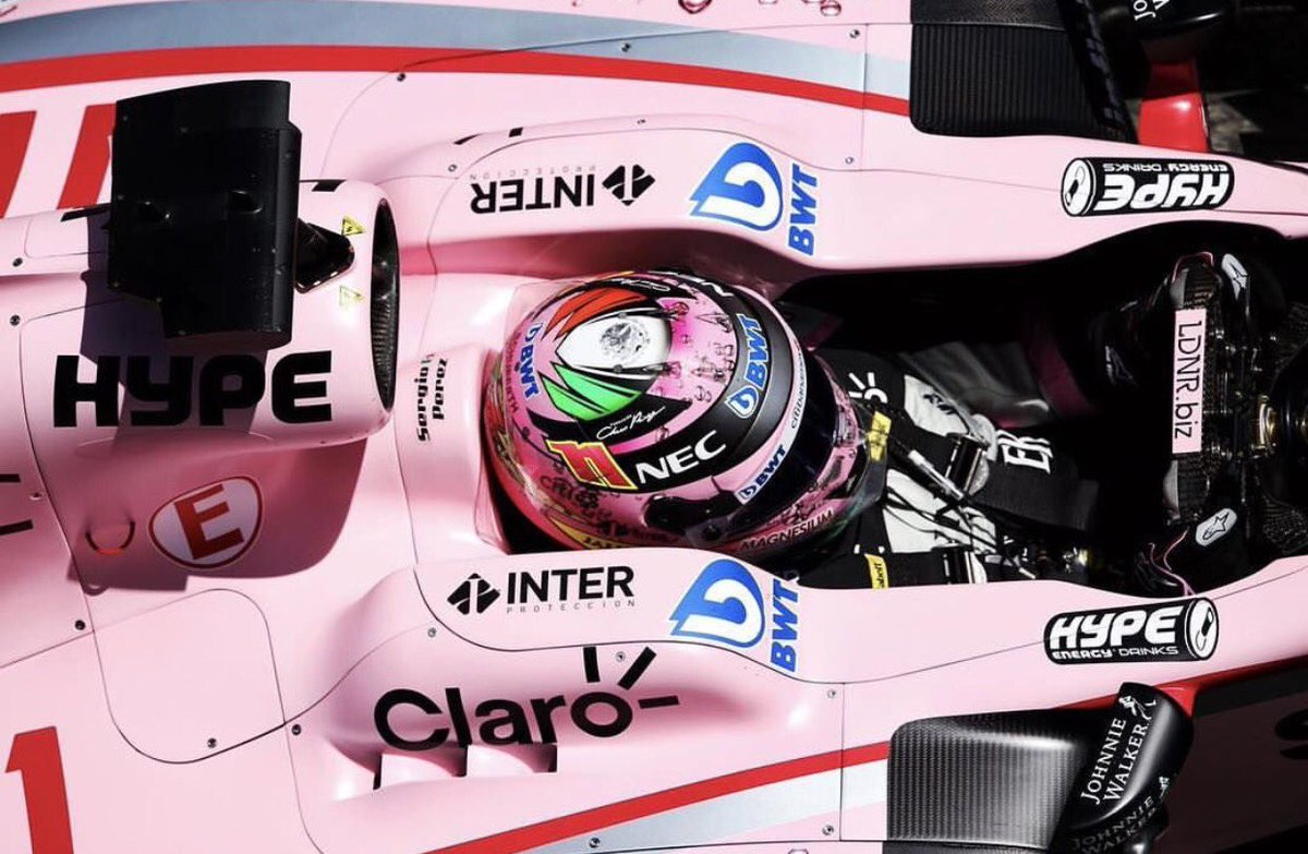 Force India F1 team sure Sergio Perez will stay on in 2017