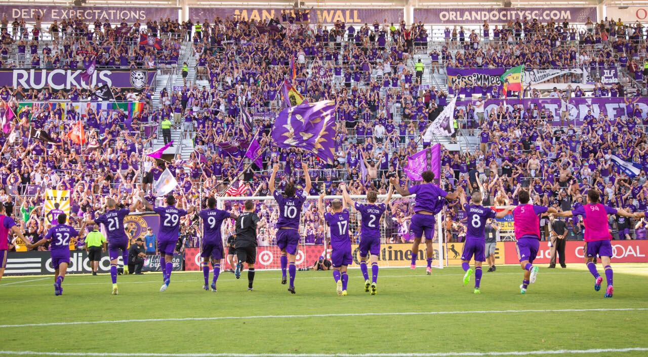 Together we are much better! Vamos Orlando #gameday https://t.co/JuyFvGTBum