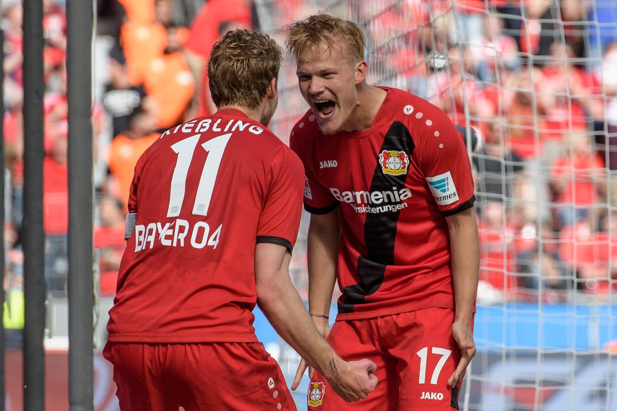 Video: Bayer Leverkusen vs Cologne
