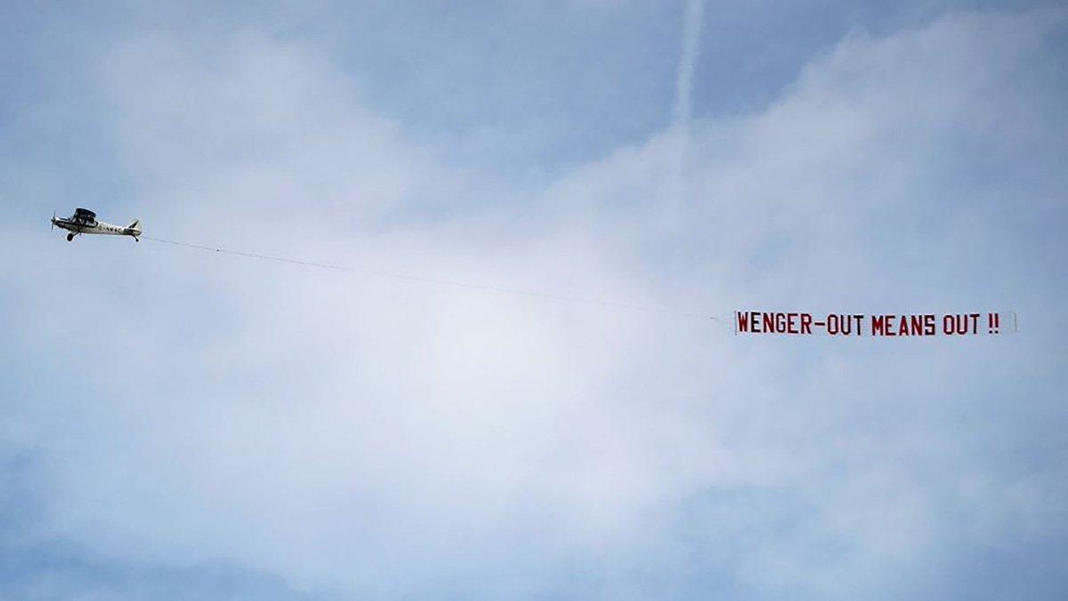 L'Equipe: Венгер на1 год продлит договор с«Арсеналом»