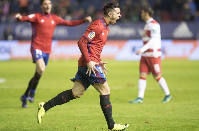 Video: Osasuna vs Granada