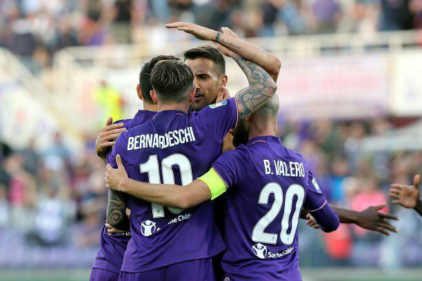 Fiorentina-Lazio è finita 3-2: Viola in corsa per il 6° posto in classifica