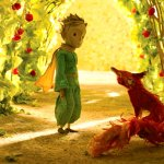 """Growing up is not the problem. Forgetting is.""  The Little Prince (2015) dir. Mark Osborne movie+images stories"