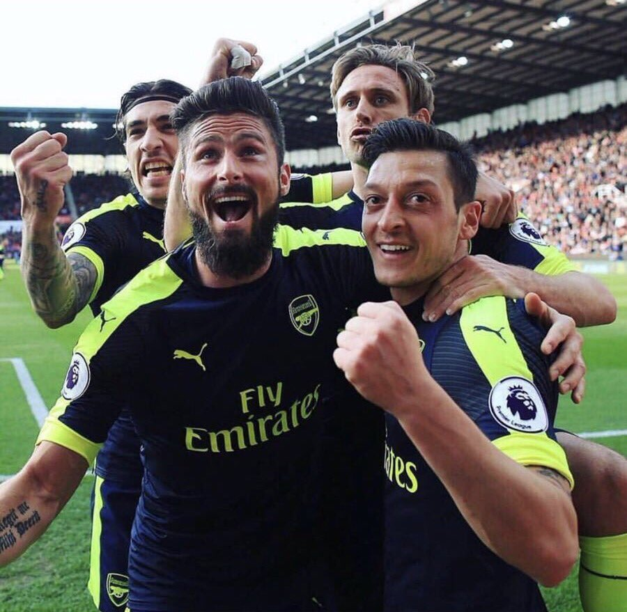 Lets keep the run going! #COYG