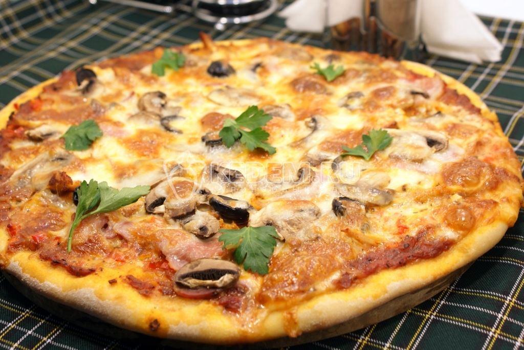 Пицца италии рецепт фото