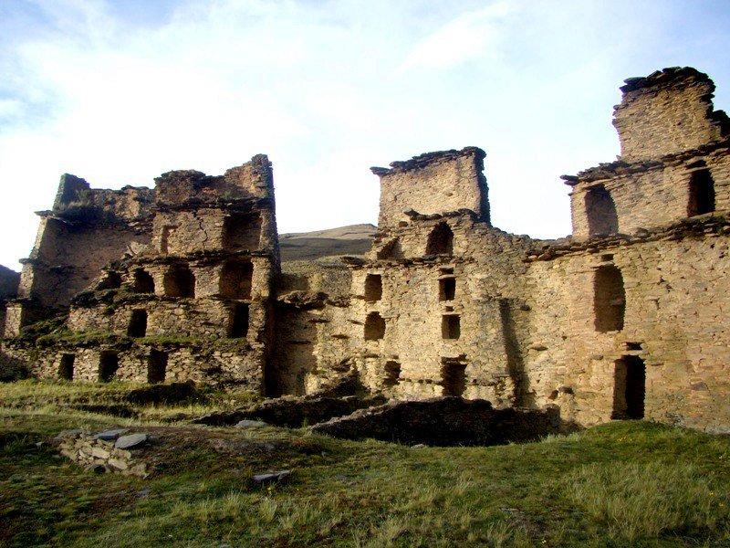 El complejo arqueológico de Garu de Huánuco