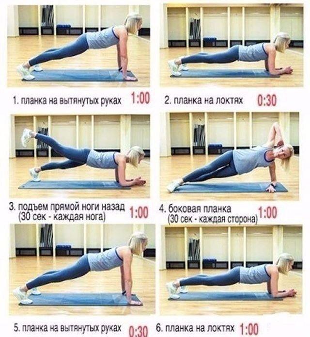 С Помощью Какого Упражнения Можно Сбросить Вес. Эффективные тренировки для похудения