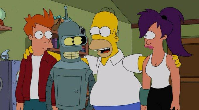 May 12 in sci-fi history: Happy Birthday, Homer Simpson!