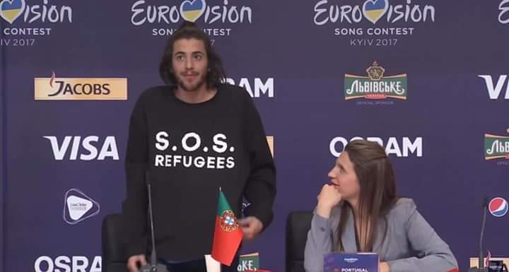 Image result for sobral eurovision migrants