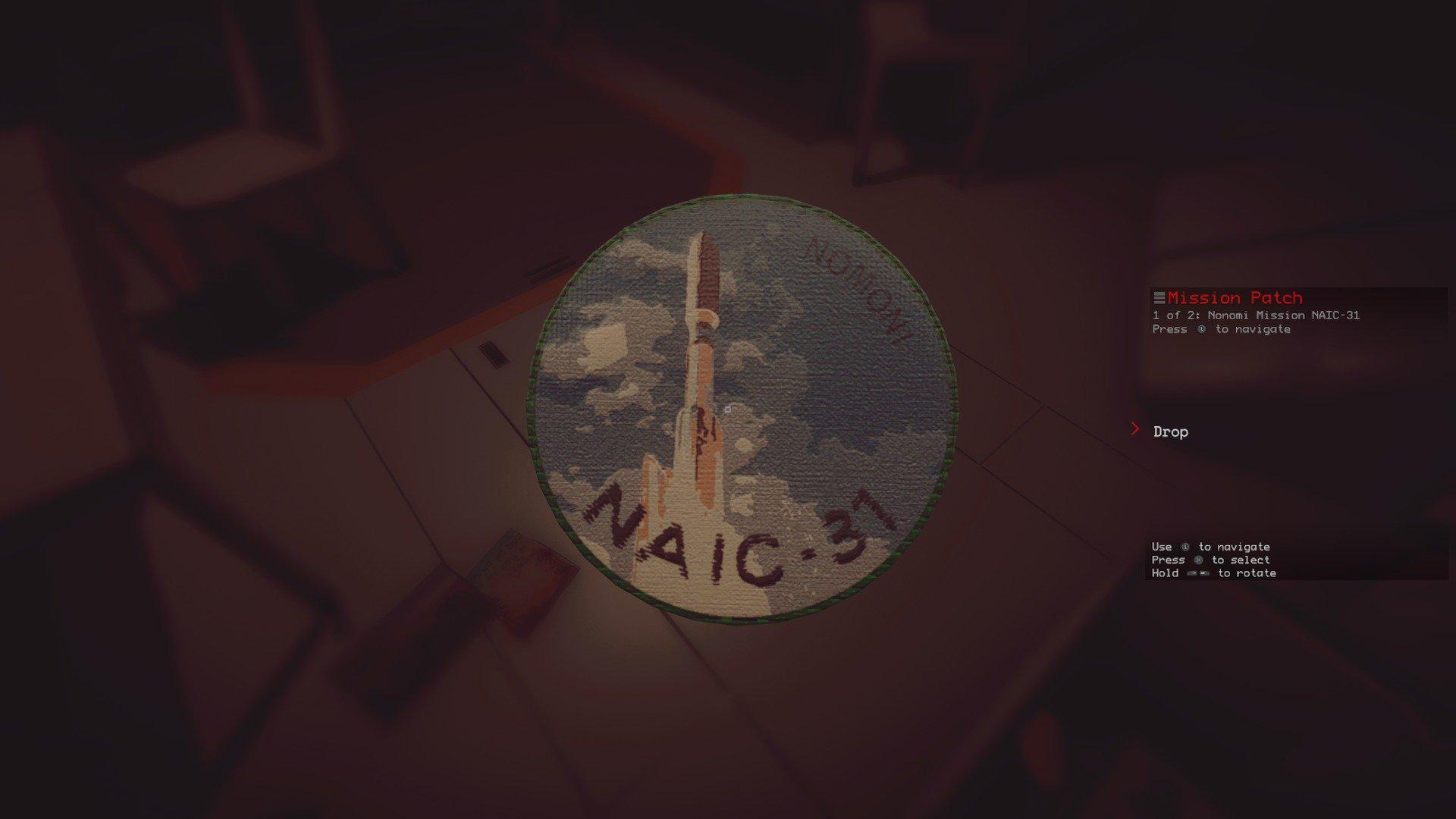 Naic-31 Patch