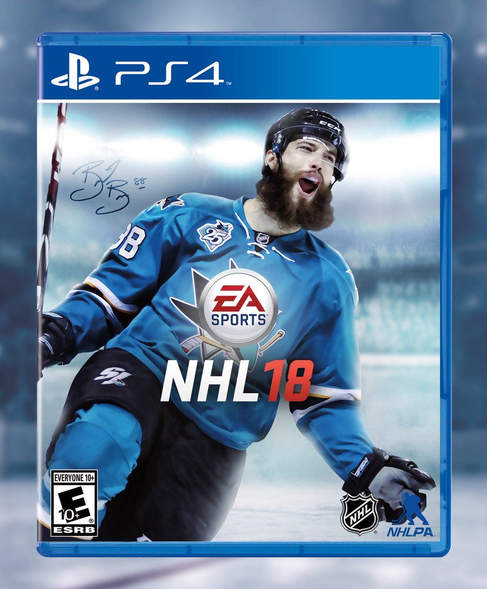 KP8's NHL 18 Covers