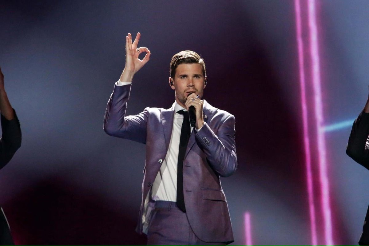 just right era forever 👌#eurovision