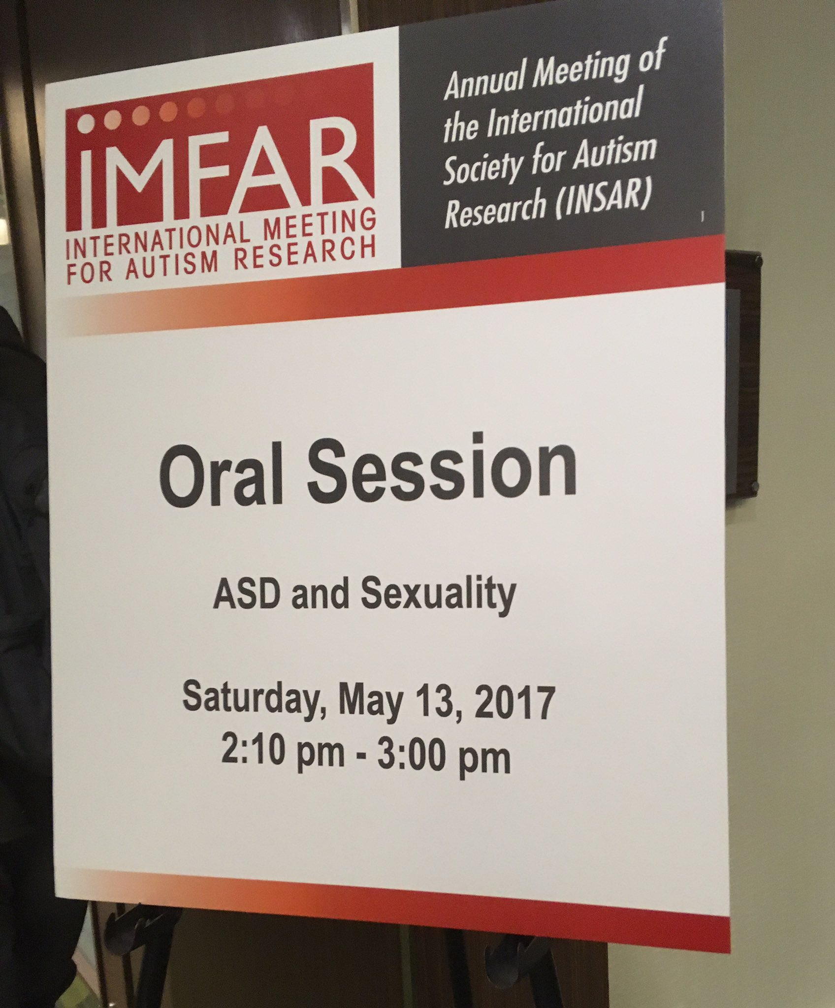 Thumbnail for IMFAR 2017: ASD & Sexuality Panel