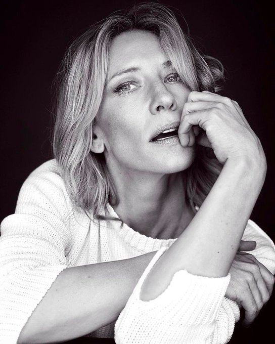 HAPPY BIRTHDAY to the one and only CATE BLANCHETT