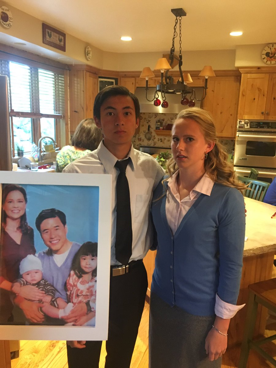 Asian Jim And Pam