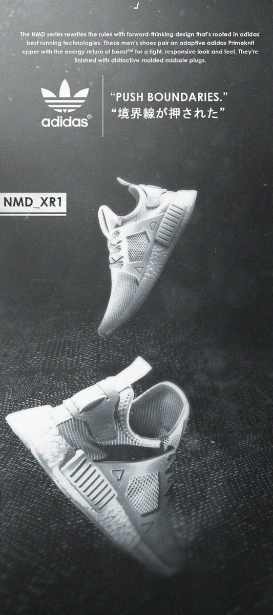 2c38ced0f  adidas  NMD  Advertisement Design artbdirection by  jeikobupic.twitter.com wHhmwmlnx1