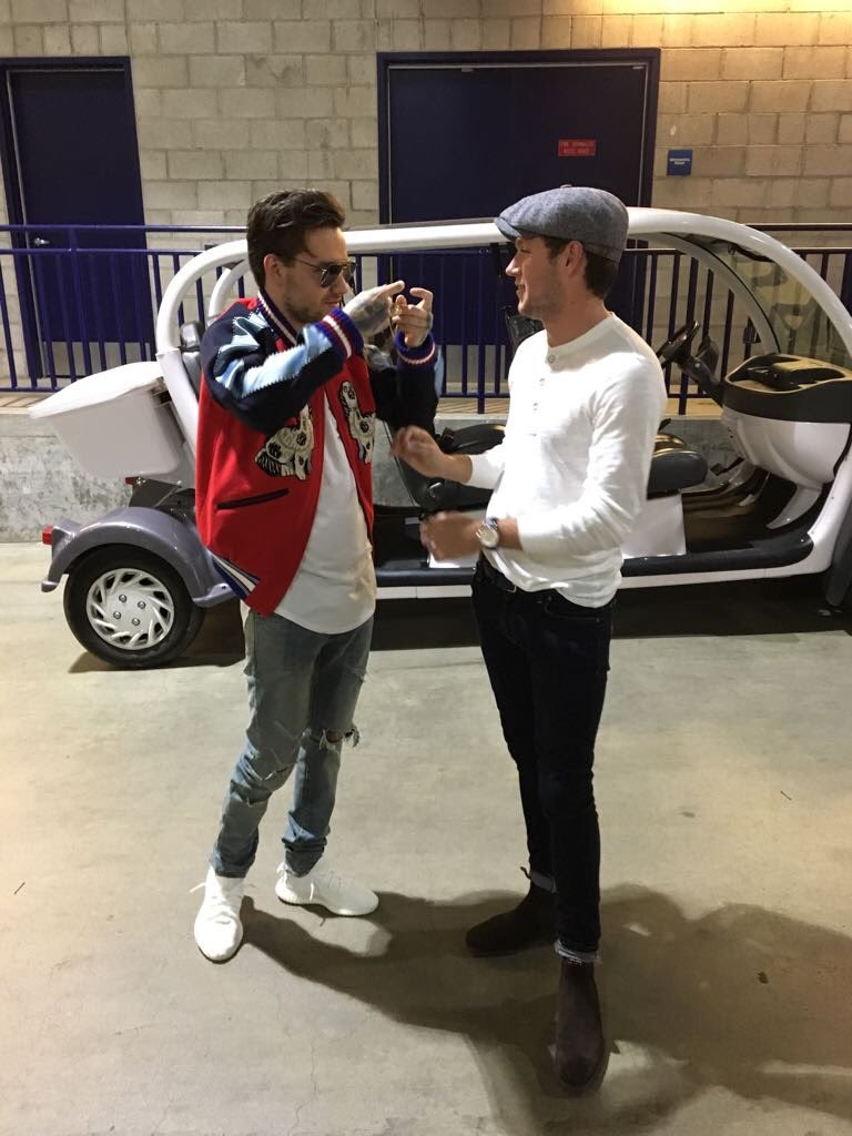 Great to see Payno today . Here I am being christened with ' the chain' . Missed ya buddie