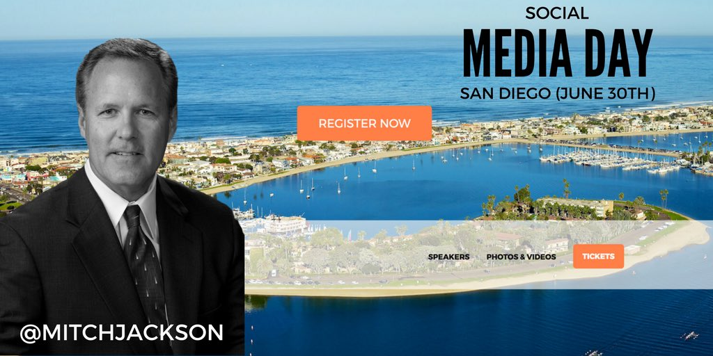 Join me June 30th at @SMDAYSD! Get all the details at https://t.co/YQFfw7urMo  #smdaysd https://t.co/PdouMWkPAc