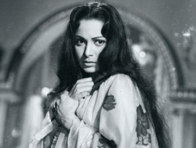 Happy Birthday to very beautiful Actress Waheeda Rehman.