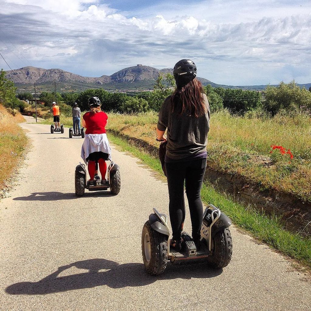 #Segway Tour #inCostaBrava .. ����☀️👏 one of, if not the best way to see the countryside between the sea & the mountains .. #MariMuntanya #Vis… https://t.co/JXsioluv7Q