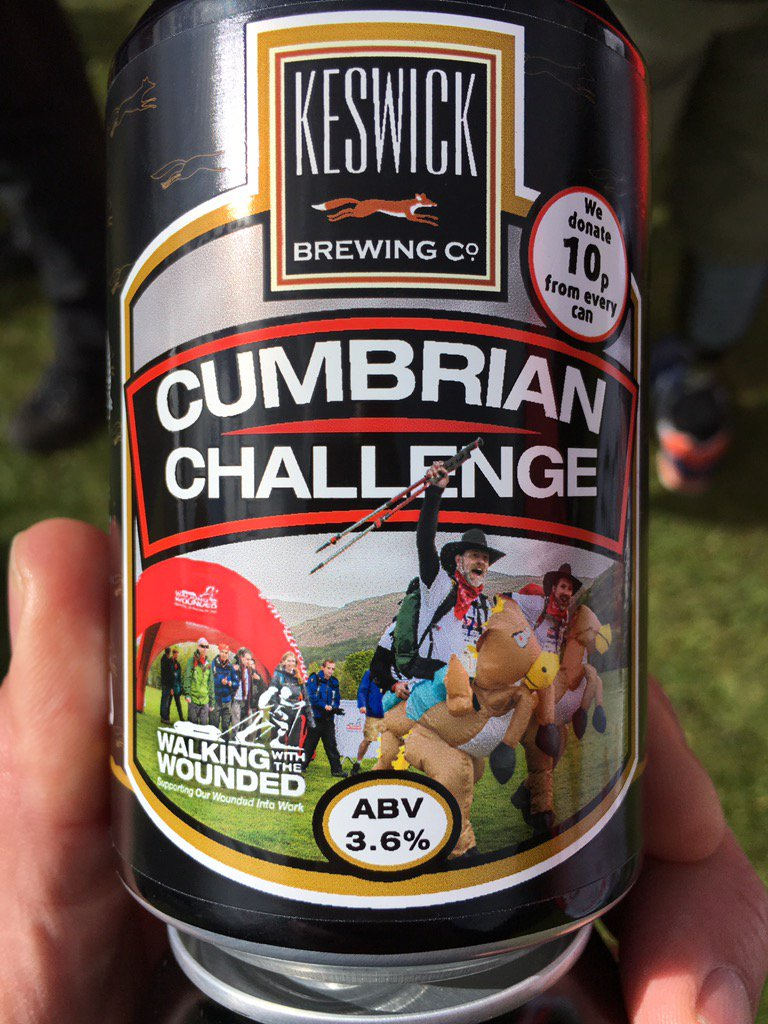 Great day yesterday at our 5th #CumbrianChallenge. Well done all who took part and thank you @supportthewalk staff. https://t.co/UnzbfqgMFW