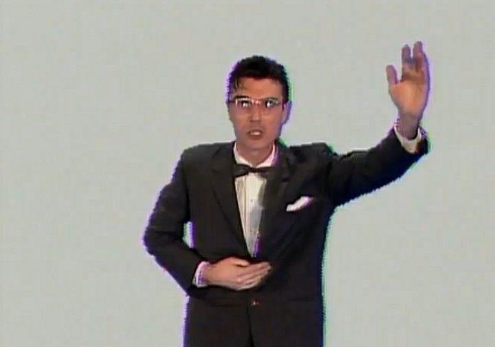 Happy birthday to David Byrne, quite possibly the greatest stage presence and coolest frontman of all time