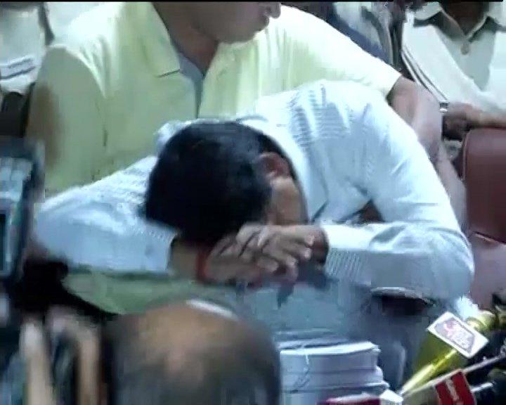 Kapil Mishra alleges AAP donation scam involving Kejriwal