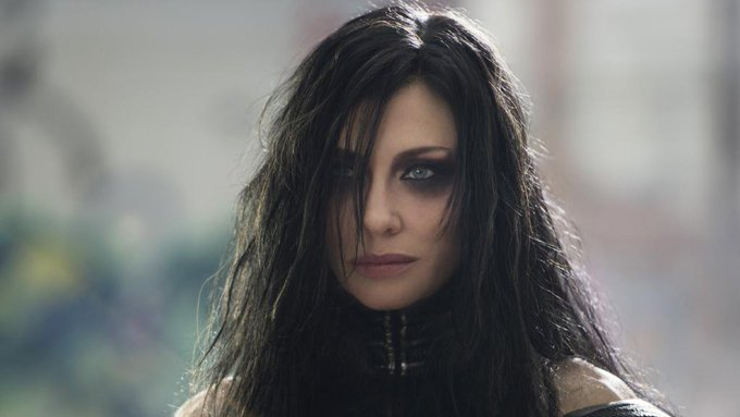 Happy Birthday to my mother (Cate Blanchett) I know you will slay my ass as Hela in Thor: Ragnarok