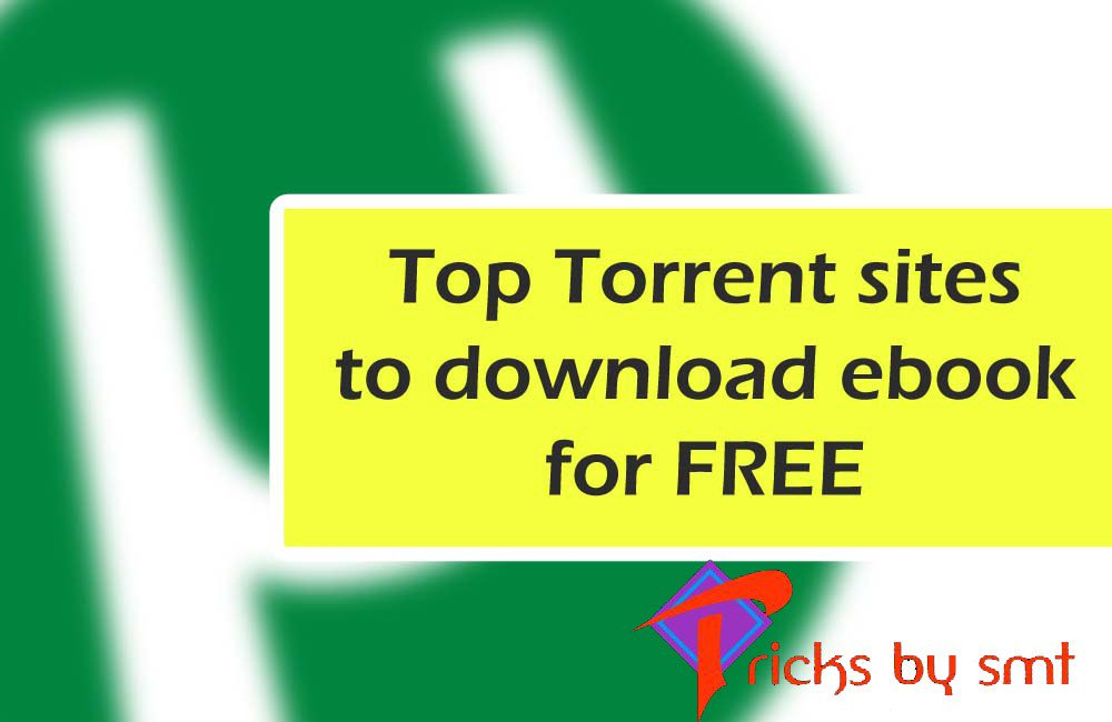 Torrenting sites for books