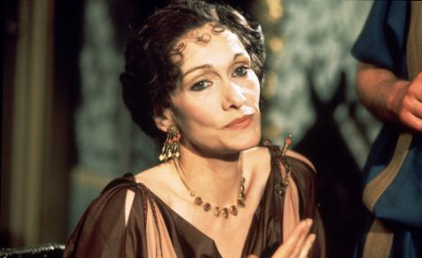 Also Happy Birthday Sian Phillips,a wonderful Welsh actress! Xx