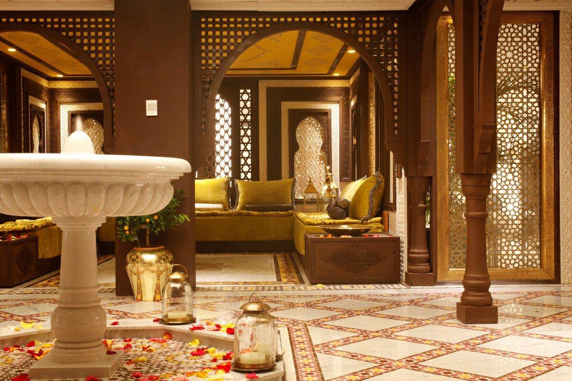 arabian style living room - 1125×750