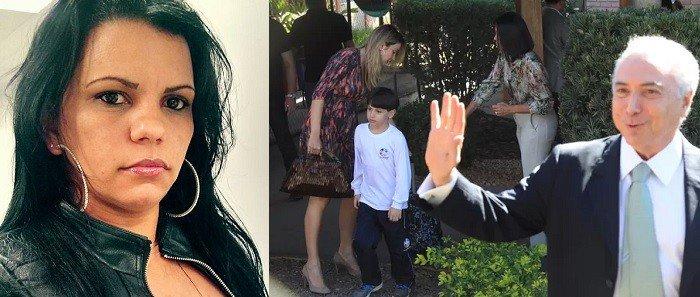 Planalto emprega babá de Michelzinho como assessora da presidência. https://t.co/fsvwUmtTBw