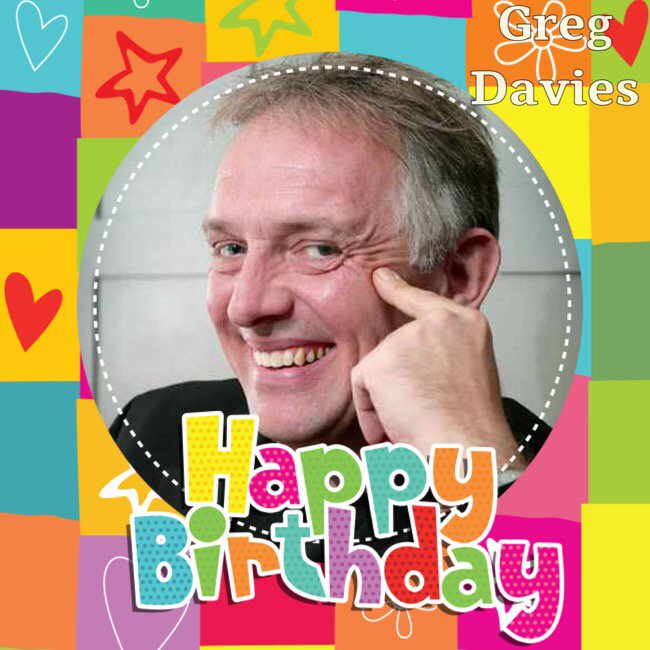 Happy Birthday Greg Davies, Alec Dankworth, Anne Clark, Steve Hogarth, Jan Ravens, Alasdair Fraser & David Byrne