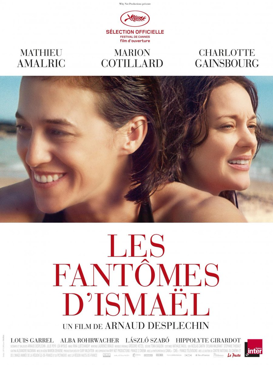 #MEDIAprogEU supported #LesFantômesDIsmaël by @arnaudesplechin is the opening film @Festival_Cannes this evening  http://www. festival-cannes.com/fr/festival/fi lms/les-fantomes-d-ismael &nbsp; … <br>http://pic.twitter.com/iPZJHlzri6