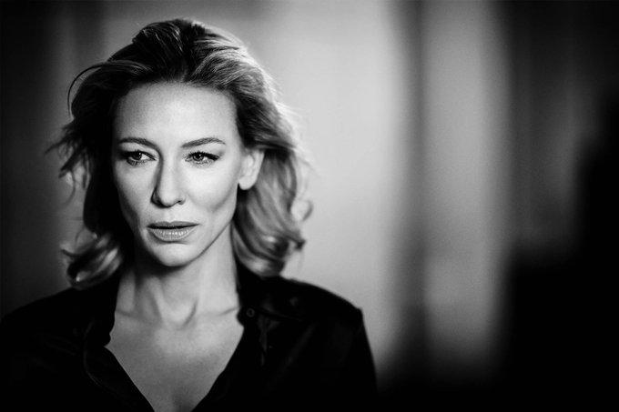 Happy birthday, Cate Blanchett.