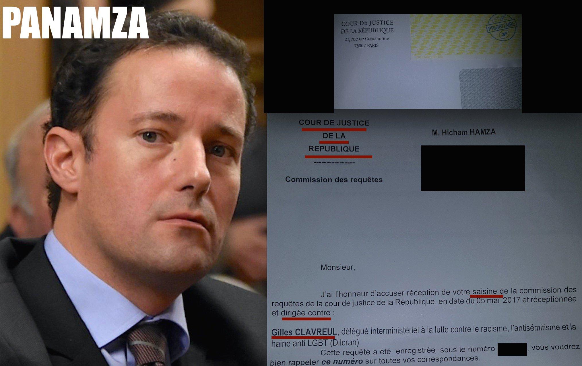J'expédie un proche de Valls devant la Cour de justice de la République
