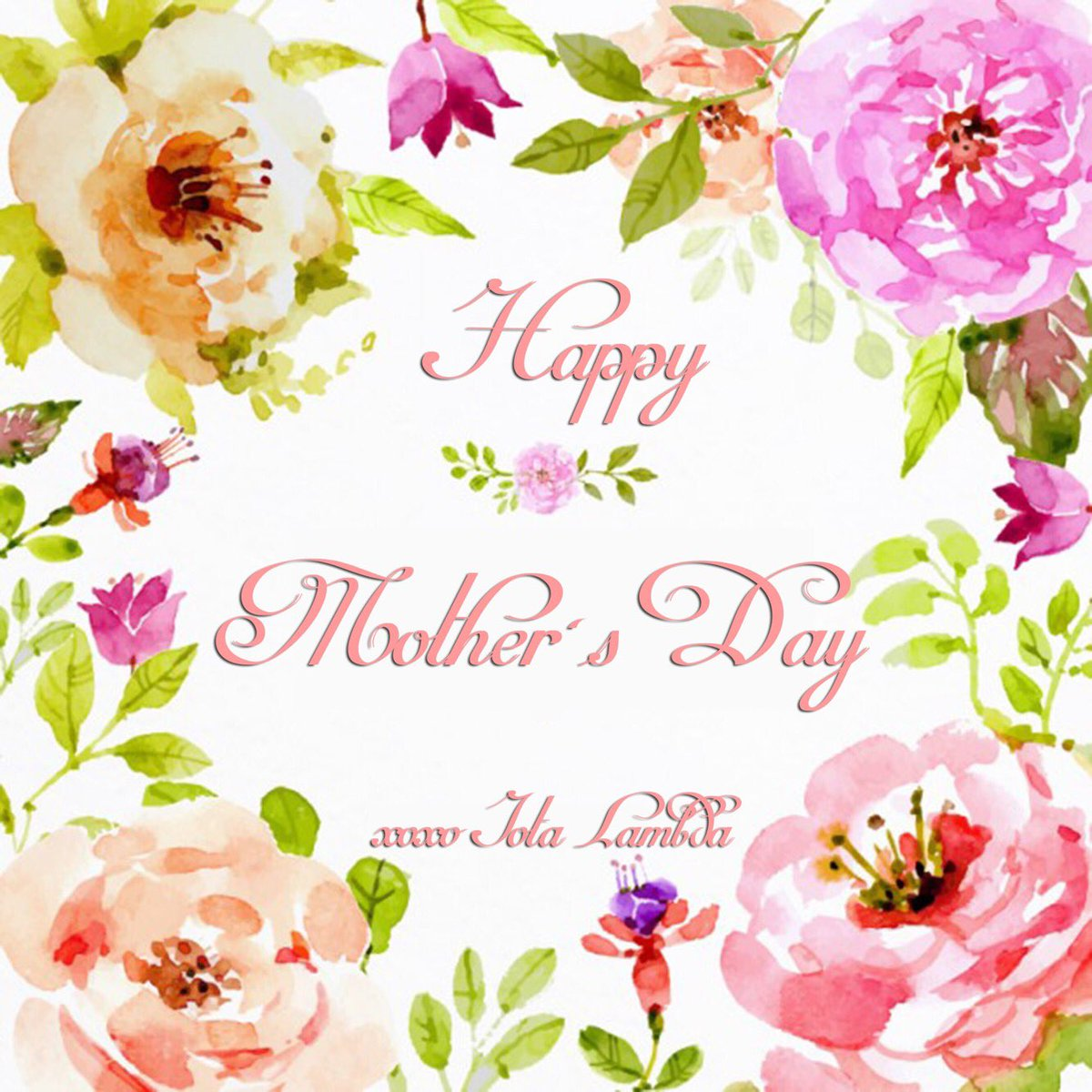 Iota lambda on twitter the illustrious iota lambda chapter would iota lambda on twitter the illustrious iota lambda chapter would like to wish all the mothers a happy mothers day thank you for all your endless kristyandbryce Gallery
