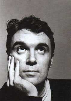 Happy birthday, David Byrne