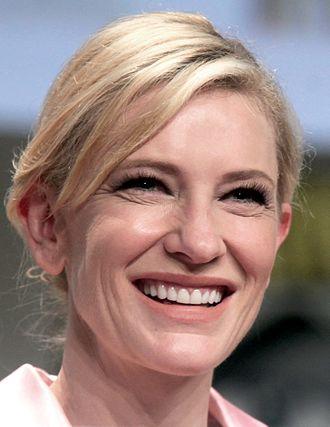 May 14: Happy 48th birthday to 2-time Academy Award winning Australian actress Cate Blanchett!