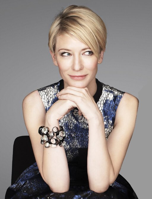 Happy Birthday to the most talented, beautiful and admirable Cate Blanchett