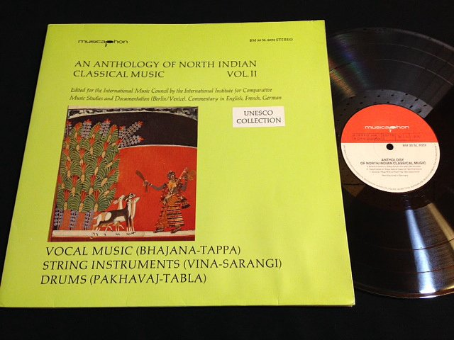 North Indian Classical Music Music: 【中古】 Anthology Of World