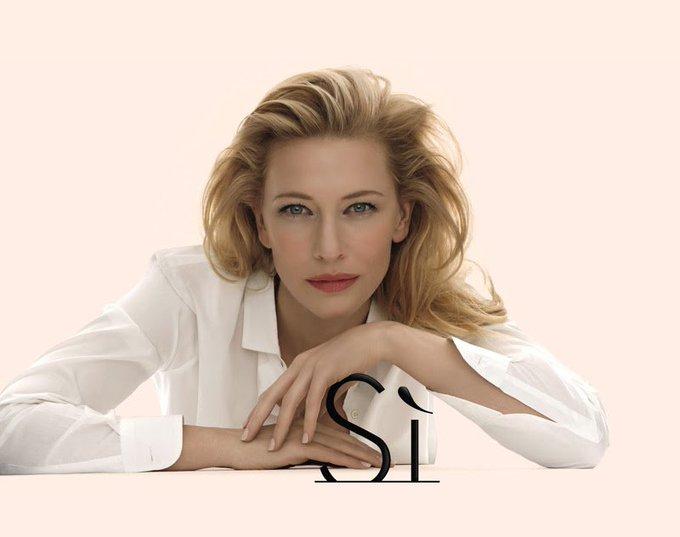 Happy birthday Cate Blanchett.<3