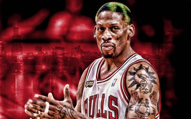 Happy 56th Birthday Dennis Rodman