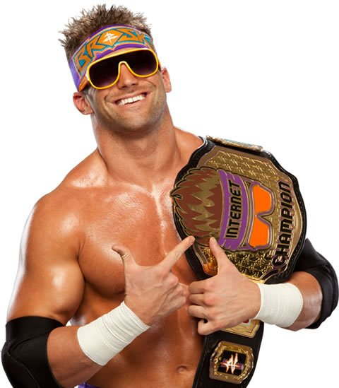 Happy Birthday Zack Ryder