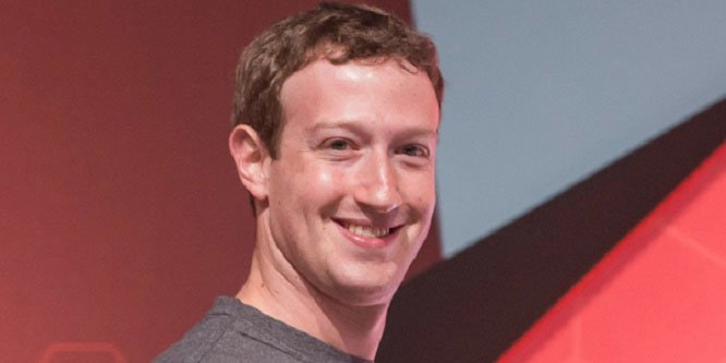 Mark Zuckerberg turns 33 today. Happy Birthday!