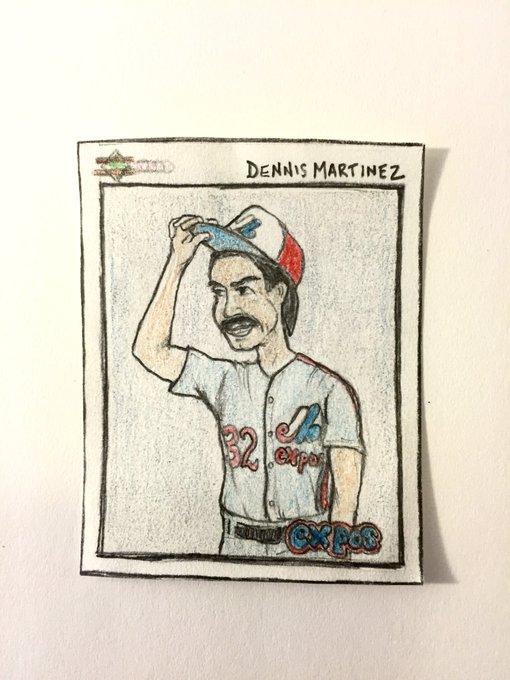 Wishing a happy 63rd birthday to Dennis Martinez!